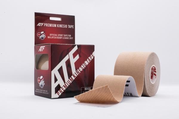 ATF Premium Kinesio Tape – Beige