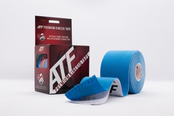 ATF Premium Kinesio Tape - Light Blue