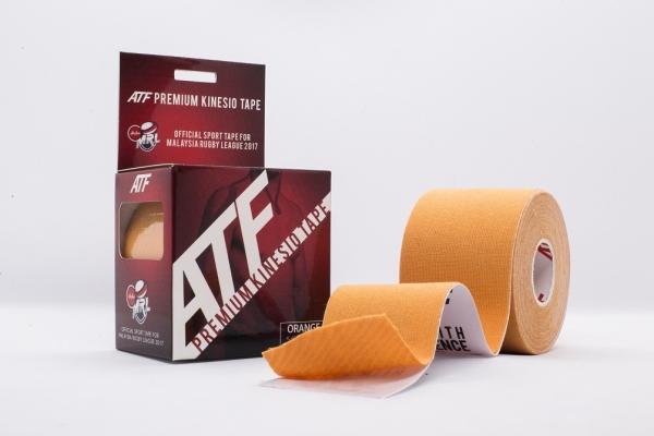 ATF Premium Kinesio Tape - Orange