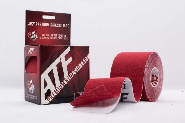 ATF Premium Kinesio Tape - Red