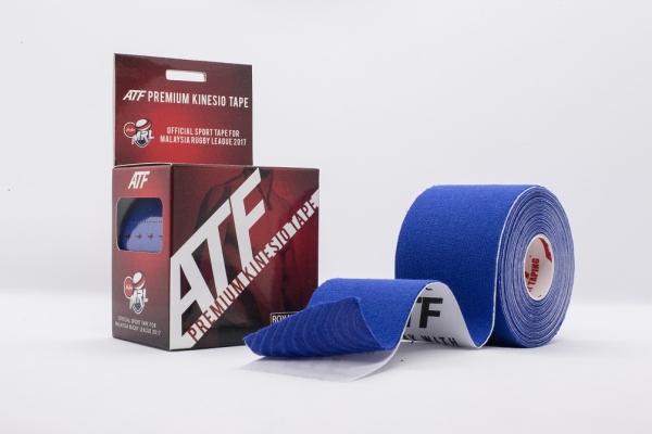 ATF Premium Kinesio Tape - Royal Blue