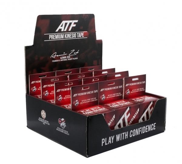 ATF Premium Kinesio Tape – Bulk Package 1